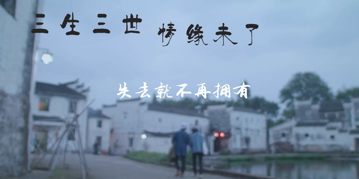 电影《三生三世情缘未了》预告片